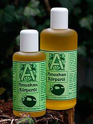 Amoskan Körperöl - 100 ml